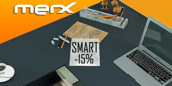 Акция на серию SMART -15%